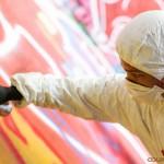Enfant apprendre Graffeur