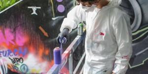 Cours Graffiti Artiste peintre