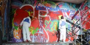 Stage Graff Artiste Lausanne